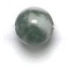 Semi-Precious 6mm Round Moss Agate